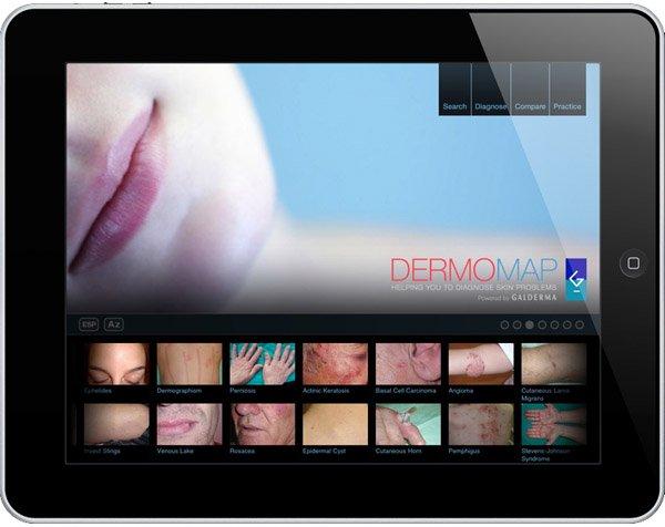 App Dermomap